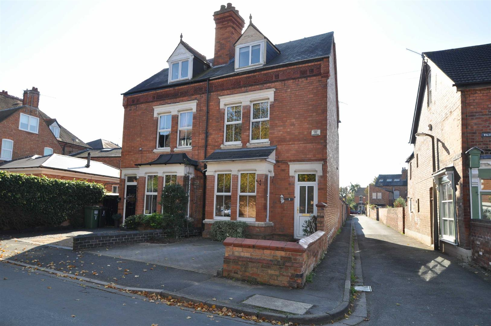 4 Bedrooms Property for sale in Victoria Street, Worcester
